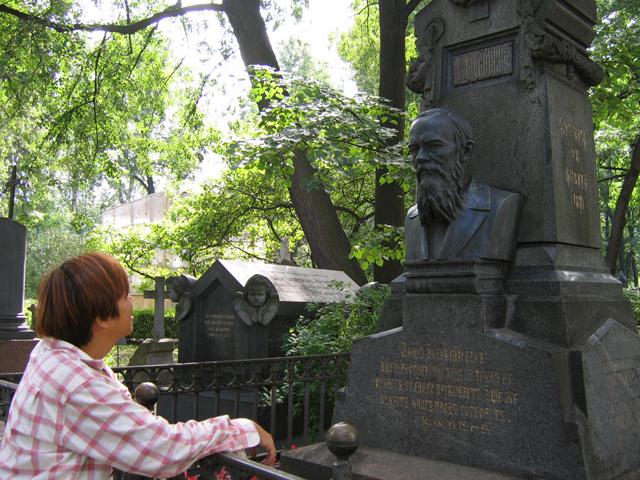 ドストエフスキーの墓