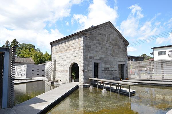那須芦野・石の美術館STONE PLAZA