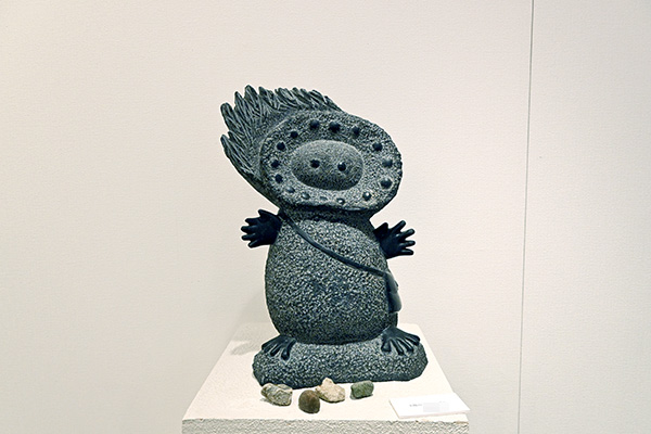 田中毅石彫展9