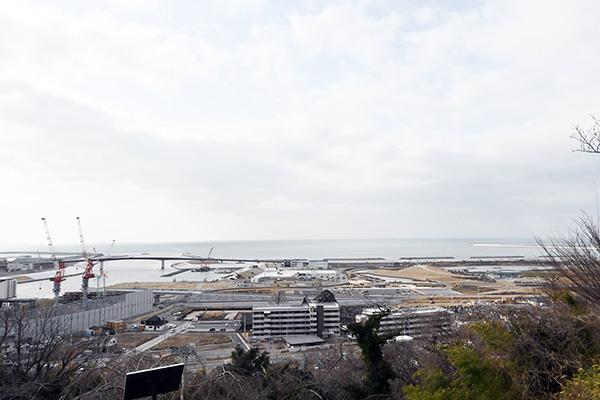 武藤順九・東日本大震災鎮魂と追悼のモニュメント